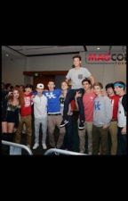 MagCon Family by angela20045
