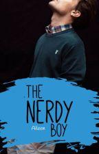 The nerdy boy © #WOWAwards2k17  by xqueen_alienx