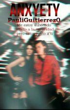 A N X Y E T Y ( H-S) #1 by PauliGutierrez0