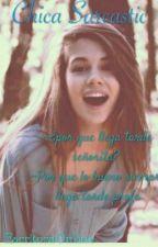 Chica Sarcastic by EscritoraOnline