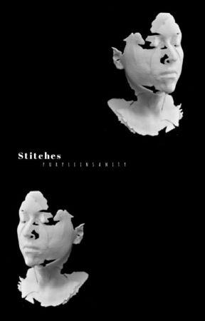 Stitches || Scarecrow  by PurpleInsanity