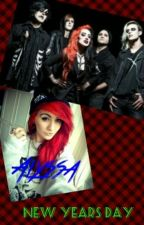 Otherside( A New Years Day Fanfiction) by Miss_Cadaverous1