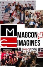 MAGCON IMAGINES by IamCarolFarias