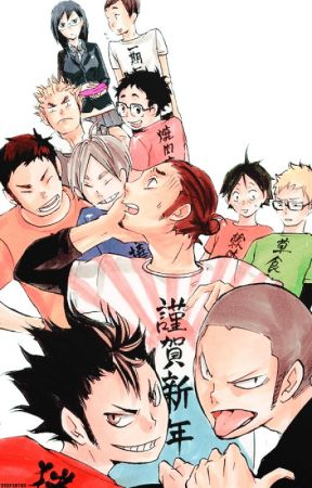 Haikyuu!! x Reader by iwaizumihajimeme