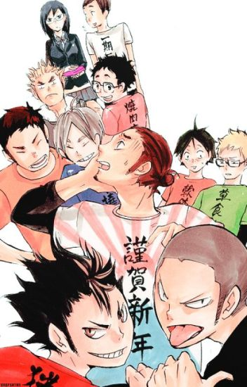 Haikyuu!! x Reader