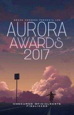 Aurora Awards 2017 by Megan_Rhs