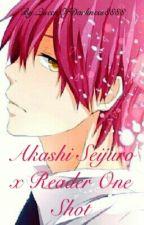 Akashi Seijuro x reader one shot by QueenOfDarkness8888
