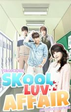 Skool Luv Affair (Hold On ) by FabButterCap