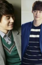 Intercambio [ Kyuhyun & Lee Jong Suk ] by ChoItzel