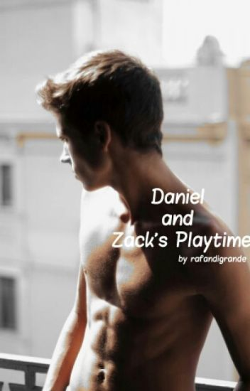Daniel and Zack's Playtime (Gay Sex Series)