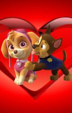 PAW Patrol: Chase and Skye's Love Story (The Adult Version) by Chase_the_Reaper