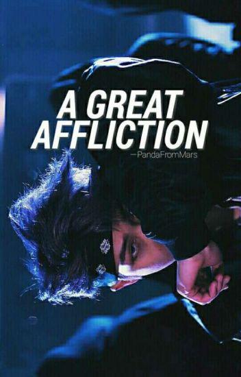 A Great Affliction [kim namjoon]