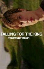 Falling for the King(Peter Penvensie lovestory) v1 by maoritanga