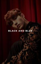 BLACK AND BLUE [JIKOOK] by hellyeahyoongi