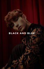 «black and blue   jikook» by hellyeahyoongi