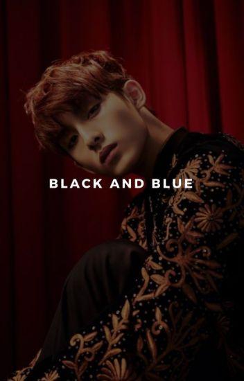 «black and blue   jikook»