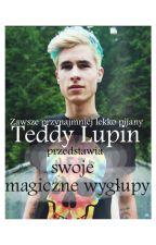 Teddy R. Lupin by wKrainieCzarow