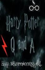 Harry Potter FAQ by RomioneGirl