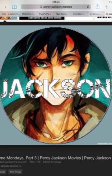 Percy Jackson - Forgotten and Back again