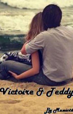 Victoire Weasley & Teddy Lupin by Muniette