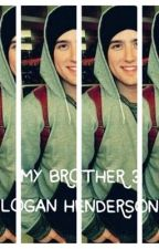 my brother -logan henderson- by angelamaglione71