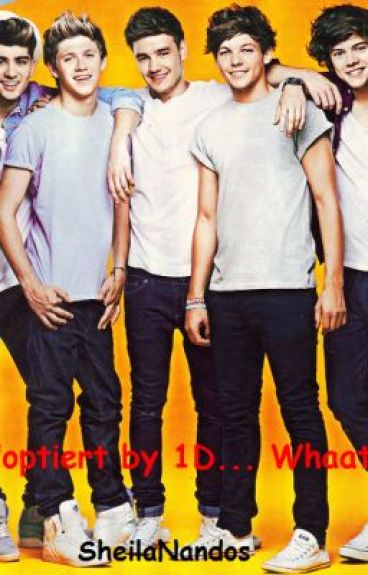 Adoptiert by One Direction.... Whaat?! (German One Direction Fan Fiction)