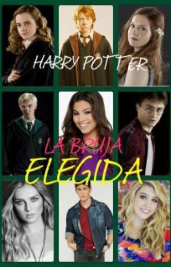 HARRY POTTER: LA BRUJA ELEGIDA.