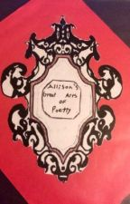 Allison's Great Arts of Poetry  (2nd Poetry Volume) by YoAllie