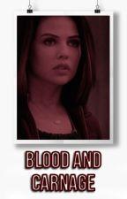 Blood & Carnage ◦ Scream by lexipediagrey