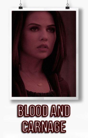 Blood & Carnage ◦ Scream