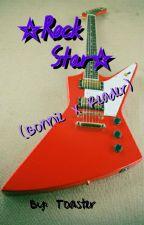 Rock star.   (bonnie x reader) by savanime
