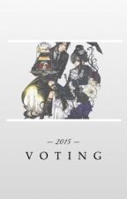 『 2015 』 VOTING by KuroWattyAwards