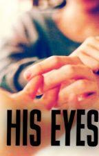 His eyes by GaiaOzzino