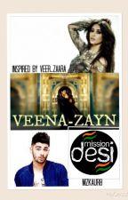 Veena-Zayn by mzkaur8