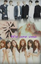 [EXOPINK] we are one by kimnalee