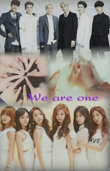 [EXOPINK] we are one