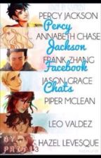 Percy Jackson Facebook chats (without storyline) by TaeTae15xD
