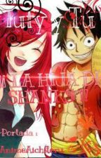 ¡¡LA HIJA DE SHANKS!!(Luffy y tu) by tizy_hermana_de_ita