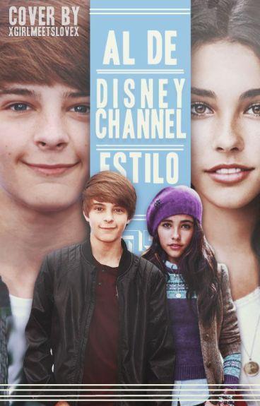 Al Estilo De Disney Channel [Corey Fogelmanis y tú]
