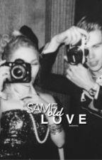 SAME OLD LOVE. | Annasophia & Austin. by silvnavarro