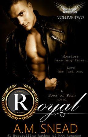 ROYAL: Gideon's Angels - Vol. 2 (a Boys of Porn novel) by AMS1971