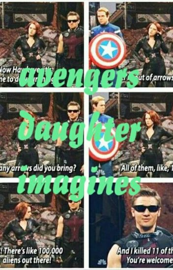 Avengers Daughter Imagines #wattys2016