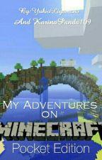 My Adventures on MineCraft by YukioLiyamono