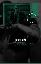 Psych | C.H. AU by soundthealarm