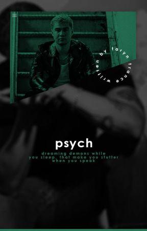 Psych   C.H. AU by soundthealarm