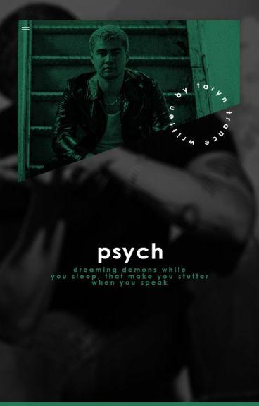 Psych | C.H. AU
