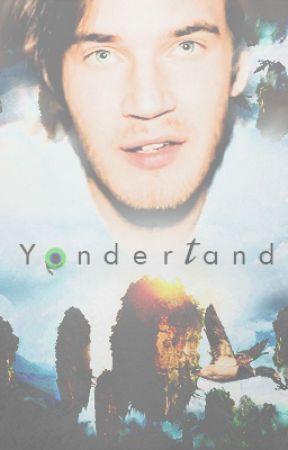Pewdiepie↠ Yondertand by vanasss
