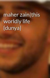 Maher Zain Song Lyrics - PEACE BE UPON YOU - Wattpad