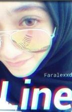 [1] Line ✖ idr by farahdibbaaa