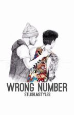 wrong number | ziam texting au by stlkhlmstyles